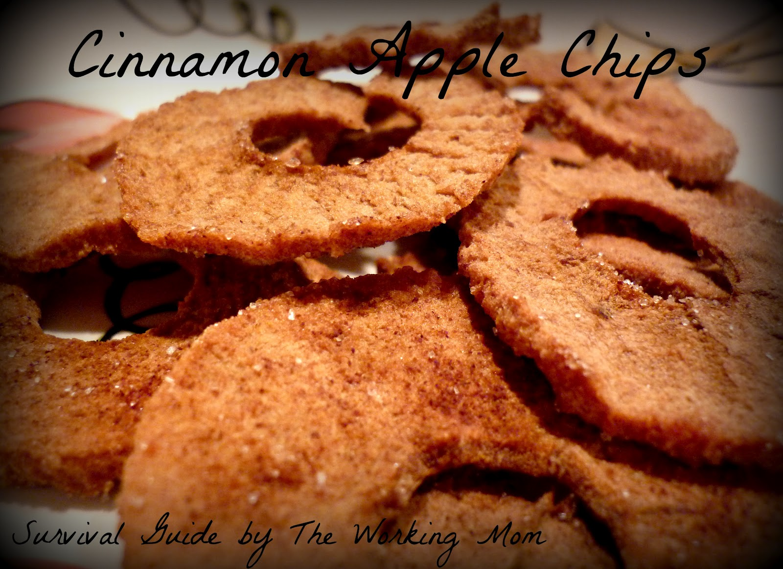 How-to Make Dehydrated Apple Chips - Tasty Yummies