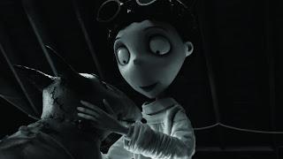 Imagen de Frankenweenie del Director Tim Burton