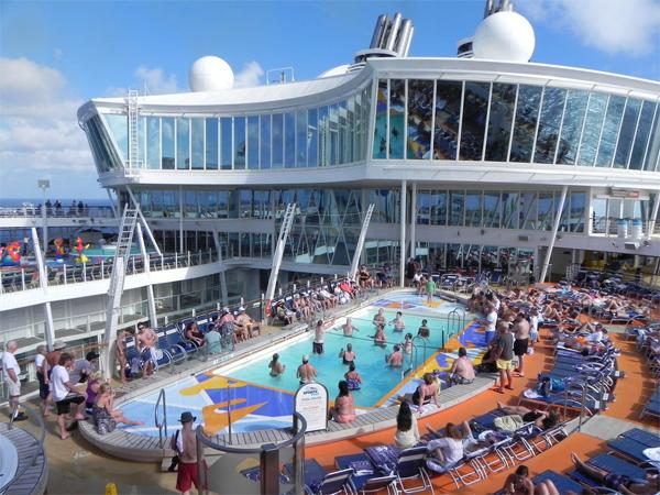 La controvertida industria de los cruceros