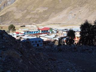 Cordillera Huay Huash, Huánuco, Perú, Queropalca, Transporte, Viajes, La mula de Queropalca