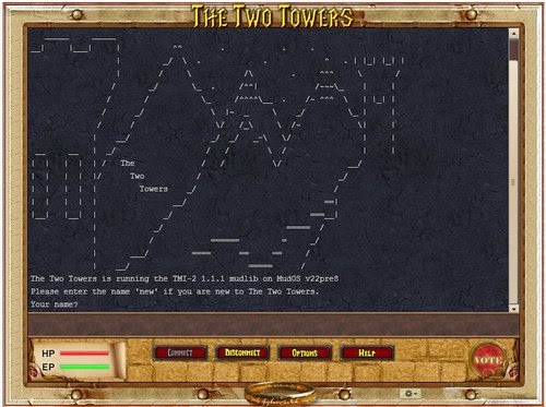 http://eplusgames.net/games/the_two_towers_mud_1/play