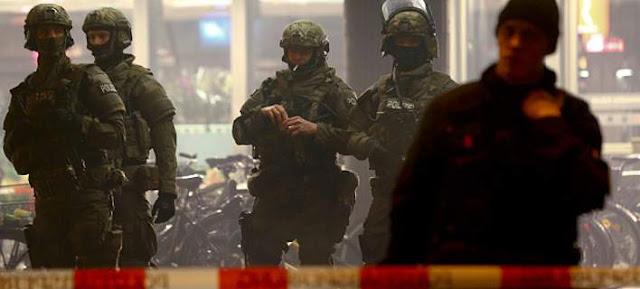 """Στη """"σκιά"""" της ισλαμιστικής απειλής η Ευρώπη γιόρτασε τον ερχομό του 2016"""