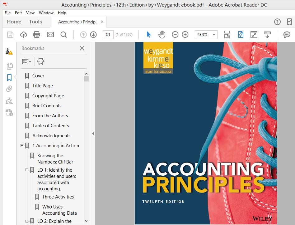 30000 etextbooks available in pdf accounting principles 12th accounting principles 12th edition by jerry j weygandt 39 fandeluxe Choice Image