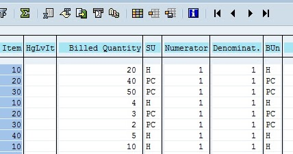 how to get selected rows in alv grid sap