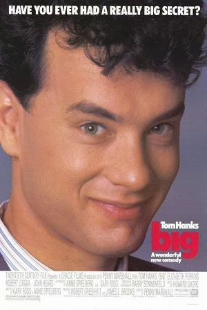 Big Tom Hanks 1988