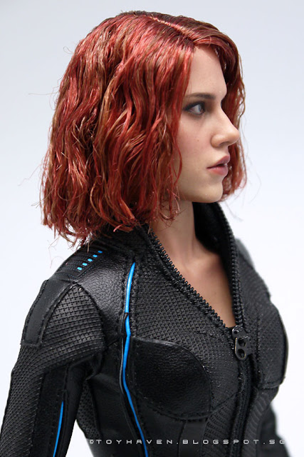 Natasha romanoff black widow nude