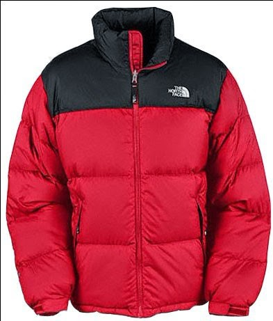 chaqueta north face hombre replica