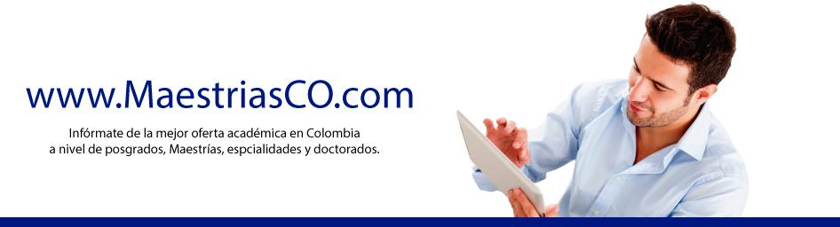 Maestrías en Colombia