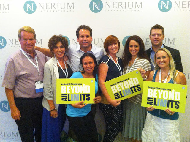nerium team get real 2013 dallas beyond all limits