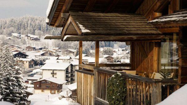 Escapadas Navide U00d1as  Chalet Zannier En Los Alpes