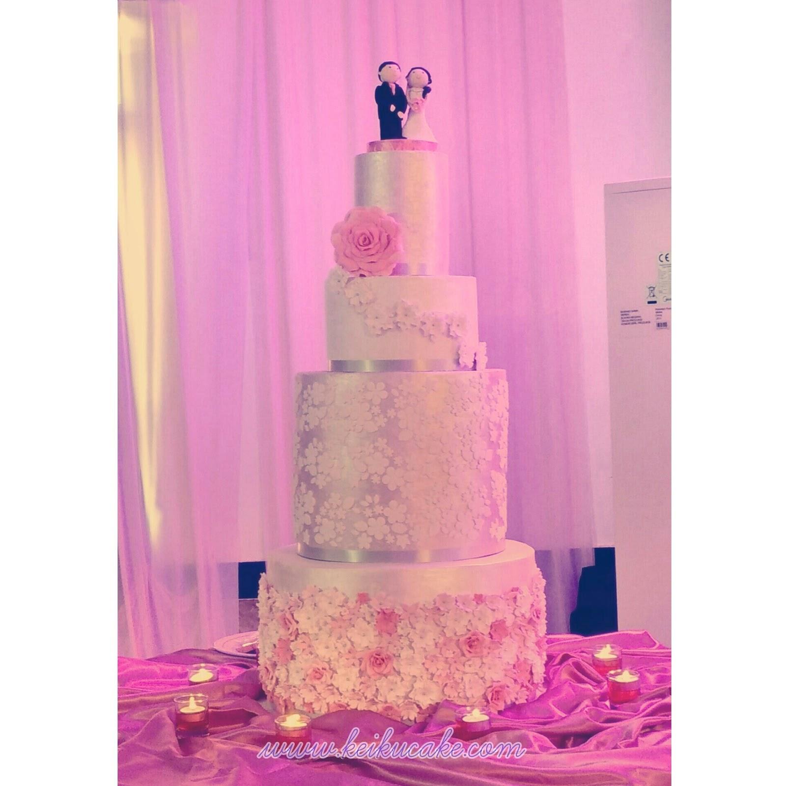 Keiku Cake: Wedding