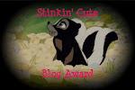 Stinkin Cute blog award