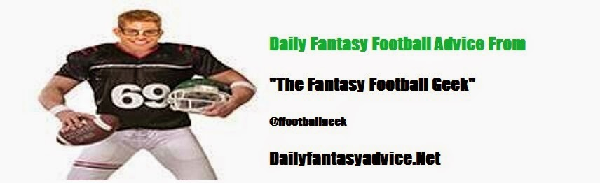 Daily Fantasy Football Strategy - Fanduel & Draftkings Advice, Promo Codes and Freerolls