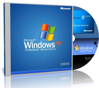 Windows XP Pro SP3 2014 Ocak Güncel Türkçe Tek Link Yandex İndir