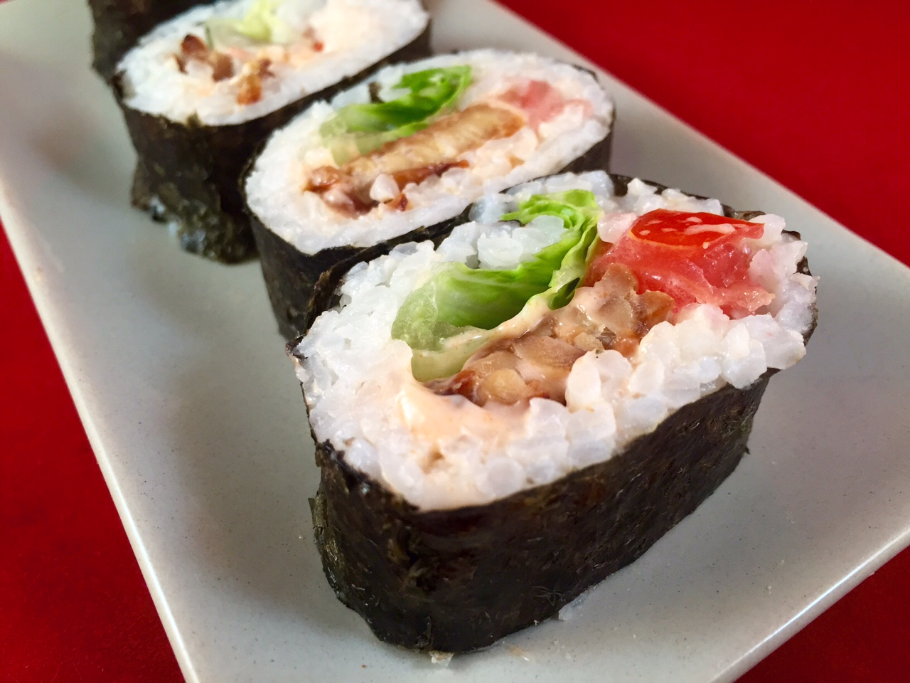 Vegan crunk vegan mofo fusion food for Akane japanese fusion cuisine