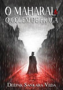 O Maharal & O Golem De Praga - Novo Livro