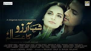Shab e Arzoo Ka Aalam Episode 2 - 29 April 2013 On Ary Digital