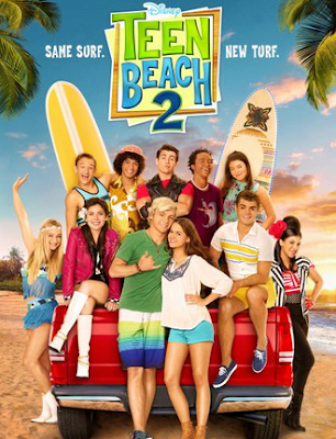Teen Beach 2 (2015) Full Movie 300MB Download Dual Audio