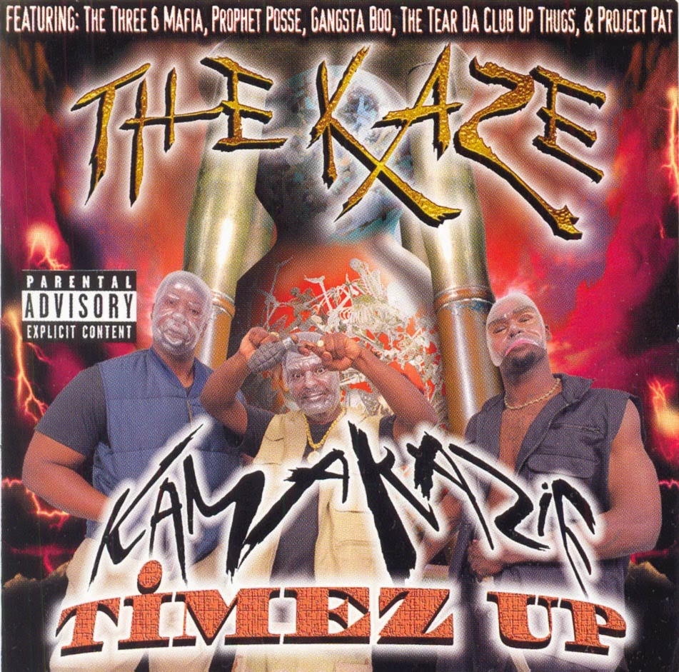 The Kaze - Kamakazie Timez Up