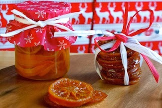 Recipe of the week: Candied Clementines