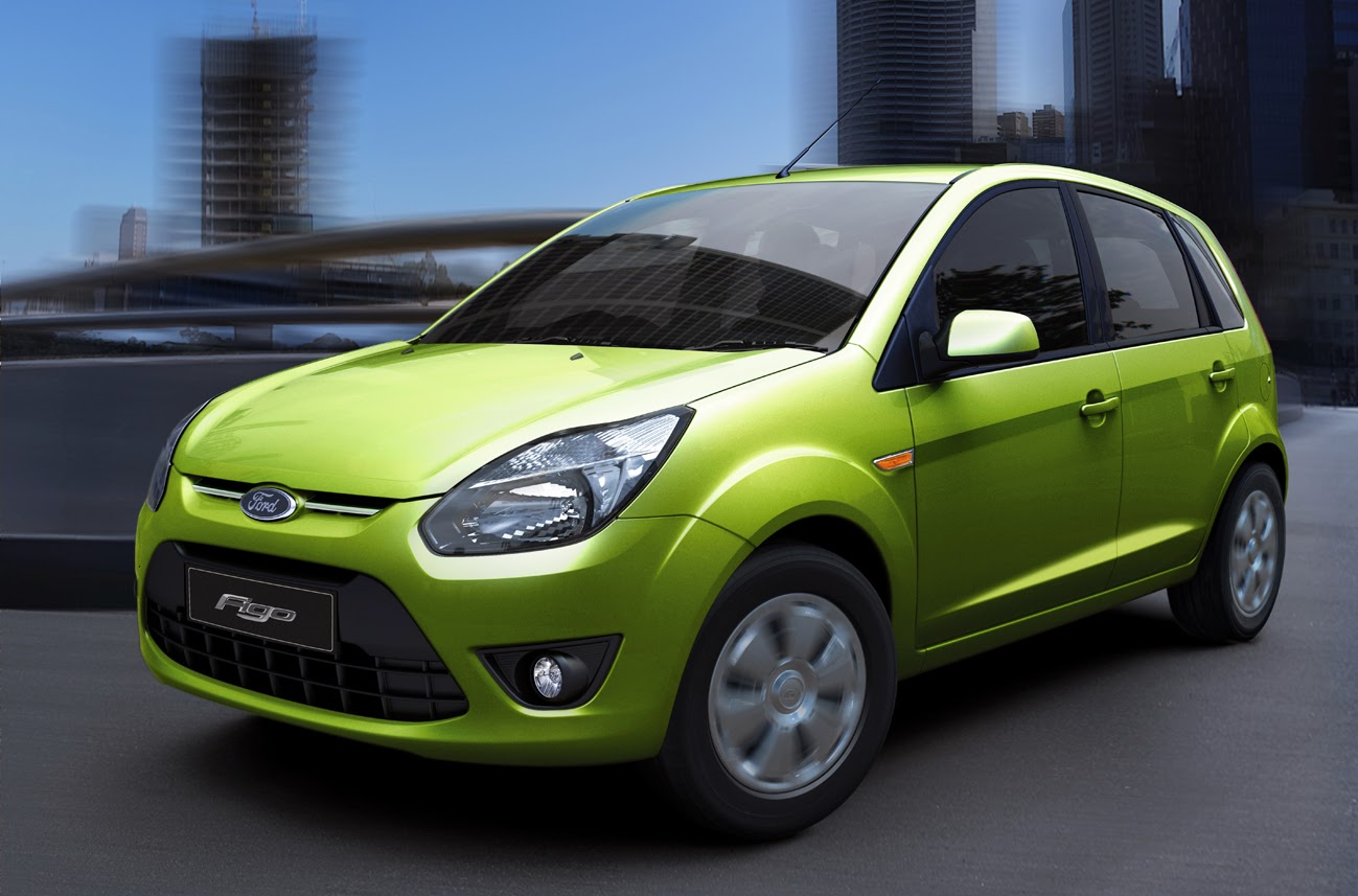 Ford to Reveal New Compact Car Concept at Indian Auto Show