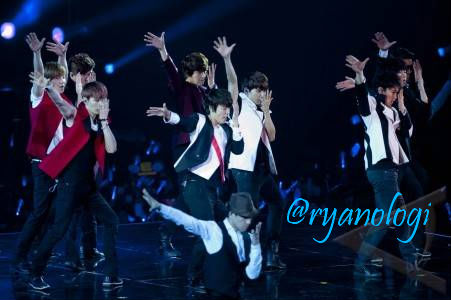 Foto-foto Konser Suju Super Junior