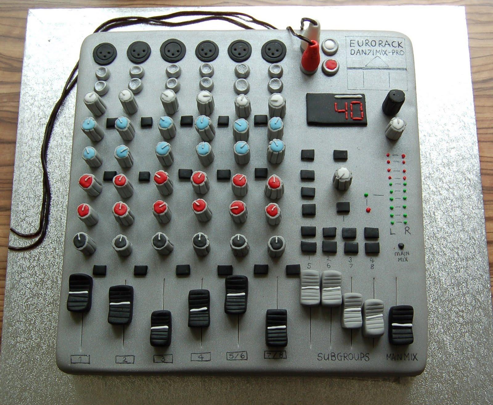 Mixing desk diy kit