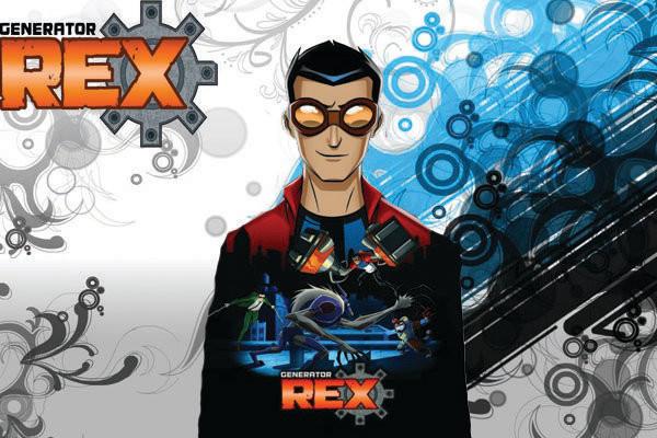 Generator Rex 1. Bölüm Türkçe Dublajlı İzle