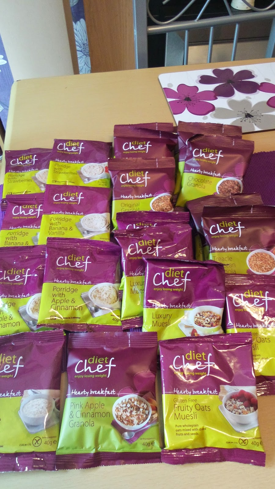 carsonsmummy weightloss, diet chef one month delivery, breakfast