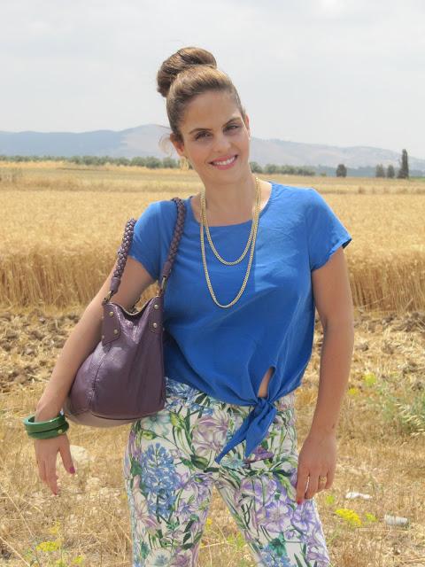 בלוג אופנה Vered'Style צבעי קיץ