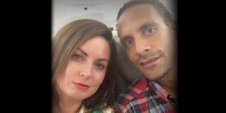 Istri Pesepak Bola Rio Ferdinand Meninggal Dunia