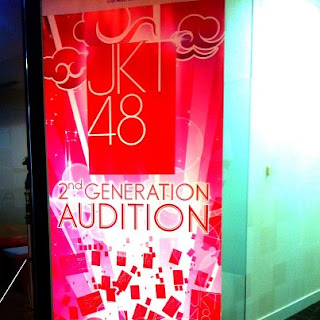 JKT48 Second Generation Audition RCTI