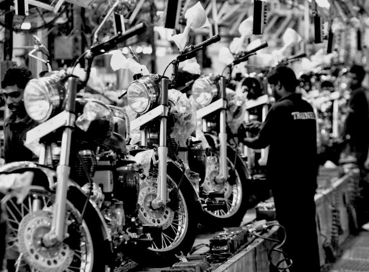 royal enfield uk expansion