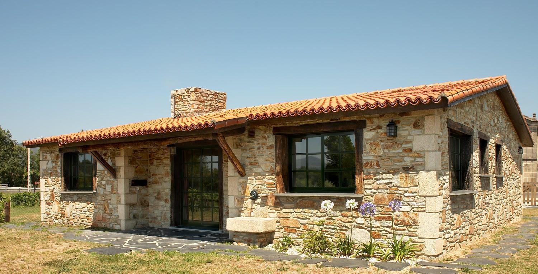 Construcciones r sticas gallegas casas a medida - Casa rusticas gallegas ...