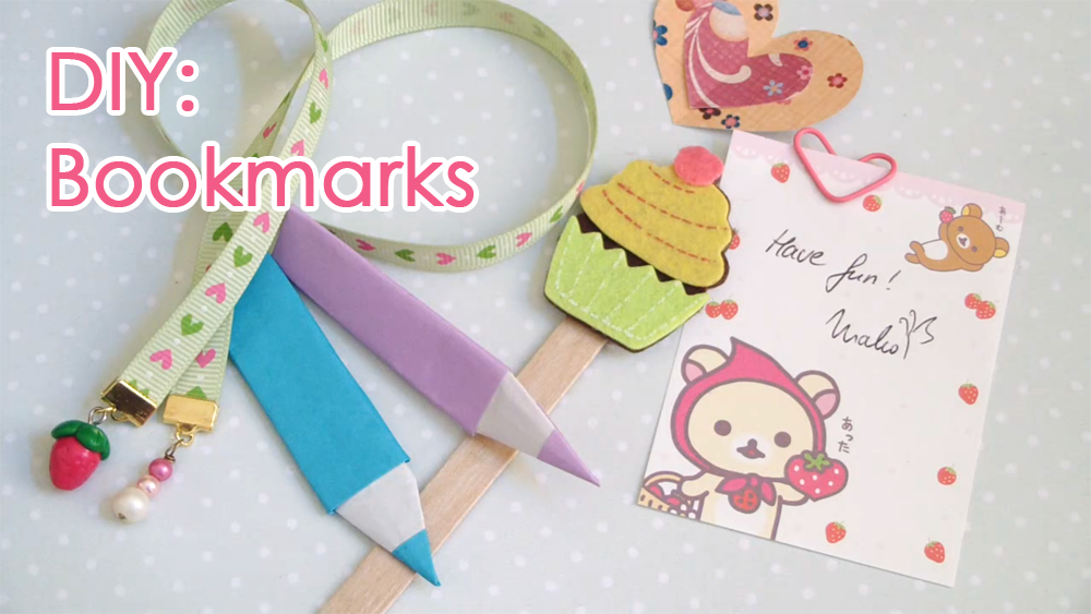 15 Artistic How To Make Cool Bookmarks DMA Homes 47545