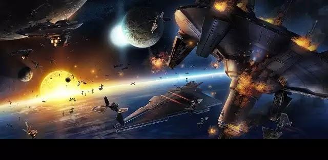 Η Γη καταστράφηκε στο παρελθόν εξαιτιας ενός εξελιγμένου γαλαξιακού πολέμου!!! (Βίντεο)