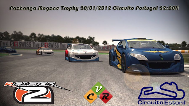 Pachanga rFactor 2 Estoril