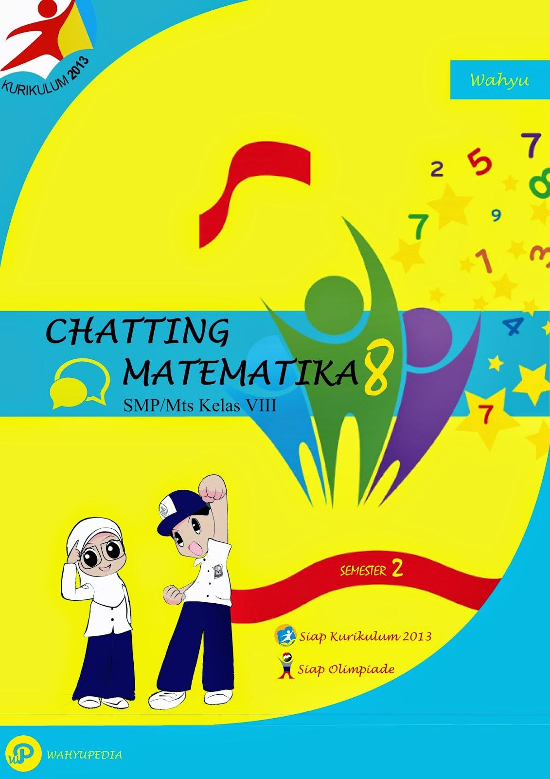 Pembahasan Lengkap Matematika Smp Kelas 8 Kurikulum 2013 Semester 2 Smp Negeri 1 Situbondo