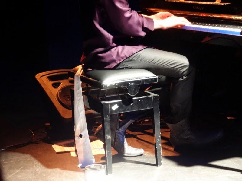 31.05.2014 Dortmund - Schauspielhaus: Joseph Keckler