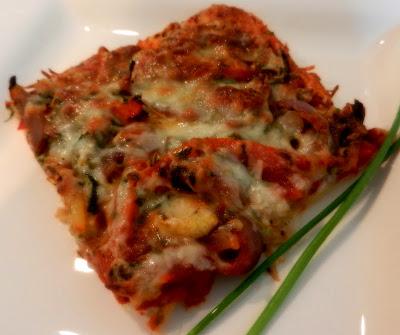 Grilled Veggie Pizza - melissassouthernstylekitchen.com