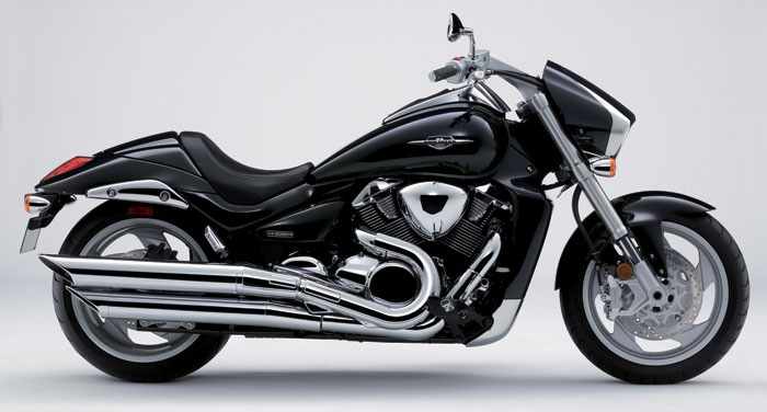 Suzuki Boulevard M109R, 2012