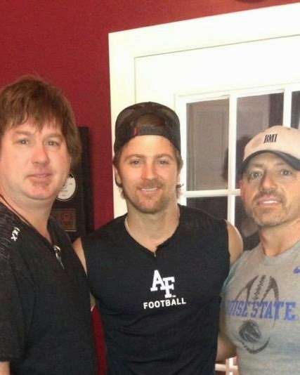 Dale Oliver, Kip Moore, Dan Couch