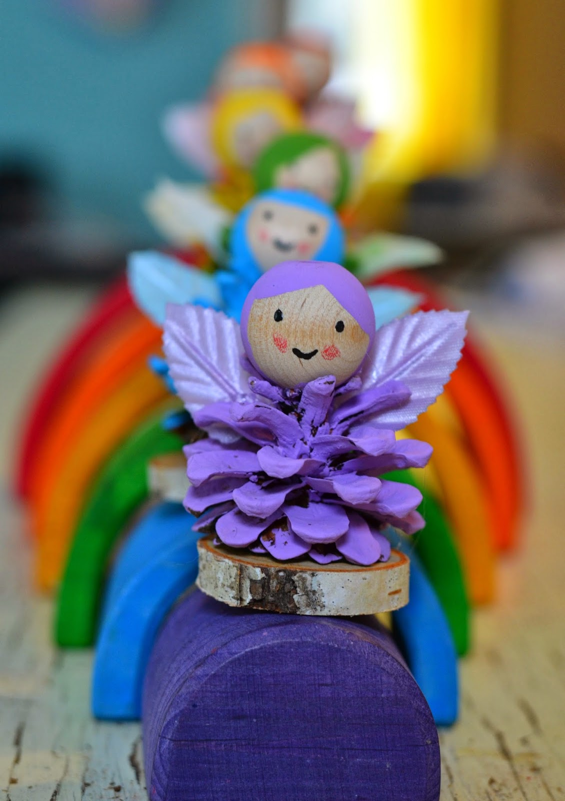 Rainbow Fairies - Twig & Toadstool