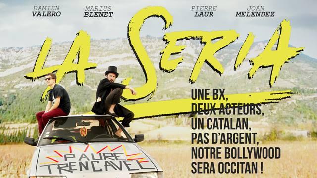 "Aficha del film ""La seria"""