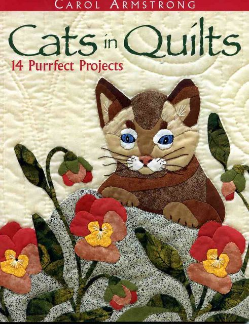 Cats in Quilts - revista de patchwork