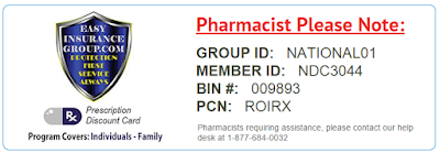 FREE Discount Rx Card - National Drug Card (NDC)