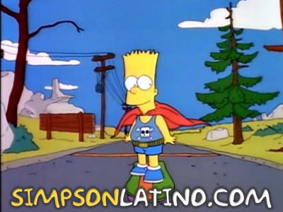 Los Simpson 2x08
