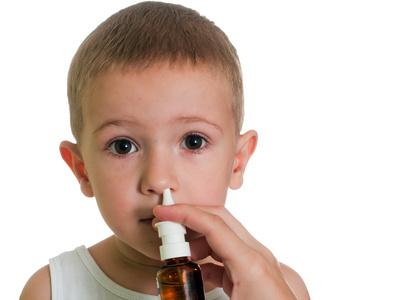 corticosteroid nasal spray glaucoma