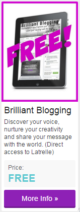 Brilliant Blogging is now FREE!