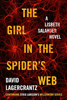the girl in the spiders review